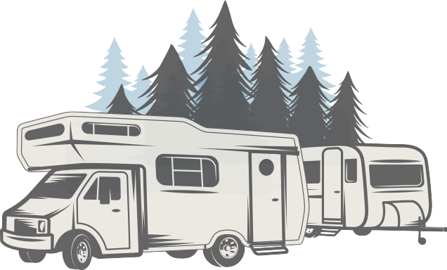 rv camper vacation